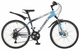 Подростковый горный (MTB) велосипед Stinger Caiman D 24 (2017)