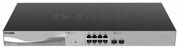 Коммутатор D-link DXS-1100-10TS