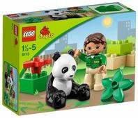 Конструктор LEGO Duplo 6173 Панда