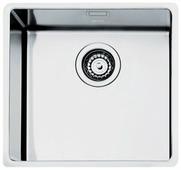 Врезная кухонная мойка smeg VSTR50-2 54.2х44.2см нержавеющая сталь