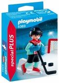Набор с элементами конструктора Playmobil Special Plus 5383 Хоккейная тренировка