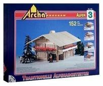 Конструктор Archa Program Alpen Folk Architecture Archa Alpen 3