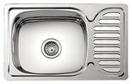 Врезная кухонная мойка Ledeme L96642