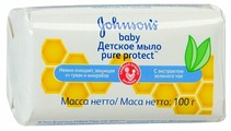 Johnson's Baby Pure Protect Мыло