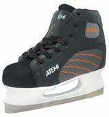 Детские хоккейные коньки ATEMI Bandy для мальчиков