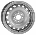 Колесный диск Trebl X40915 6x15/4x100 D60.1 ET40 Silver