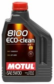 Моторное масло Motul 8100 Eco-clean 5W30
