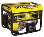 Бензиновый генератор Crosser CR-G8000E (6000 Вт)