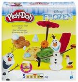 Масса для лепки Play-Doh Холодное сердце - Летние приключения Олафа (B3401)