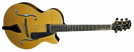 Полуакустическая гитара Peerless Martin Taylor Maestro