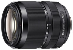 Объектив Sony DT 18-135mm f/3.5-5.6 SAM (SAL-18135 )