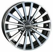 Колесный диск Proma RS2 6.5x15/4x100 D67.1 ET45 Алмаз матовый