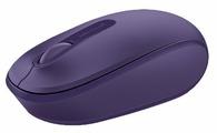 Мышь Microsoft Wireless Mobile Mouse 1850 U7Z-00044 Purple USB