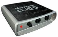 Внешняя звуковая карта Numark DJ IO USB