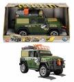 Внедорожник Dickie Toys военный (3308366) 33 см