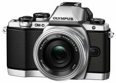 Фотоаппарат Olympus OM-D E-M10 Kit