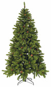 Triumph Tree Ель Императрица с шишками 1.95
