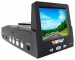 Видеорегистратор с радар-детектором Artway MD-102 Combo 3 в 1, GPS