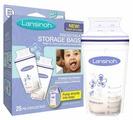Lansinoh Пакеты для хранения грудного молока 180 мл