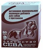 Витамины Сева СЕВАвит для собак с протеином
