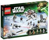 Конструктор LEGO Star Wars 75014 Битва на планете Хот