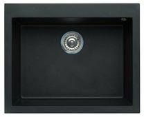 Врезная кухонная мойка elleci Quadra 110 61х50см искусственный гранит
