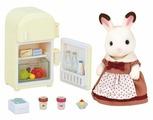 Игровой набор Sylvanian Families Мама кролик и холодильник 2202/5014