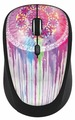 Мышь Trust Yvi Wireless Mouse dream catcher Purple USB