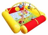 Развивающий коврик Biba Toys Друзья Бюсси (GD158)