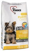 Корм для щенков 1st Choice Puppy курица (для мелких пород)