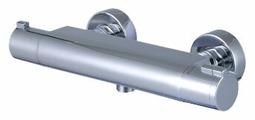 Смеситель для душа Lemark Yeti LM7833C двухрычажный с термостатом хром