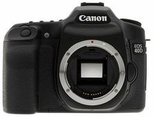 Фотоаппарат Canon EOS 40D Body