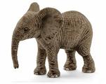 Фигурка Schleich Африканский слон детеныш 14763