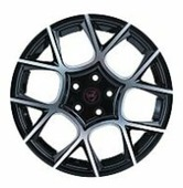 Колесный диск NZ Wheels F-26 6x14/4x98 D58.6 ET35 BKF