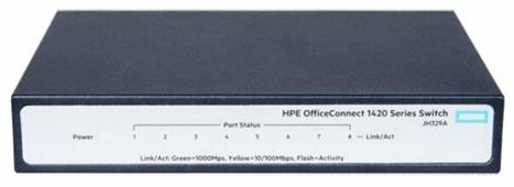 Коммутатор Hewlett Packard Enterprise OfficeConnect 1420 8G