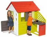 Домик Smoby С кухней 810702/810703