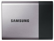 Внешний SSD Samsung Portable SSD T3 500 ГБ