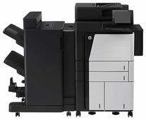 МФУ HP LaserJet Enterprise flow MFP M830z