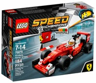 Конструктор LEGO Speed Champions 75879 Scuderia Ferrari SF16-H