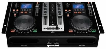 DJ CD-проигрыватель Gemini CDM-3650