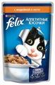 Корм для кошек Felix Аппетитные кусочки с индейкой (кусочки в желе)