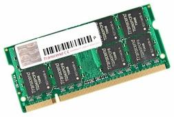 Оперативная память 2 ГБ 1 шт. Transcend JM800QSU-2G