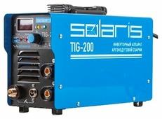 Сварочный аппарат Solaris TIG-200 + AK