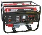 Бензиновый генератор WATT WT-5500 (5200 Вт)