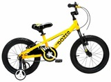 Детский велосипед Royal Baby Bull Dozer 16