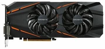 Видеокарта GIGABYTE GeForce GTX 1060 1531Mhz PCI-E 3.0 6144Mb 8008Mhz 192 bit DVI HDMI HDCP