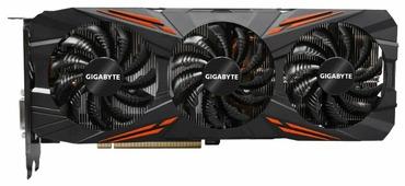 Видеокарта GIGABYTE GeForce GTX 1070 1620MHz PCI-E 3.0 8192MB 8008MHz 256 bit DVI HDMI HDCP