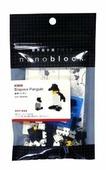 Конструктор Nanoblock Miniature NBC-001 Императорский Пингвин