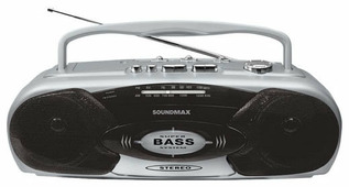 Магнитола SoundMAX SM-3121