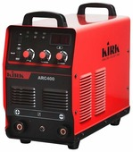 Сварочный аппарат KIRK MMA 400A IGBT 380V